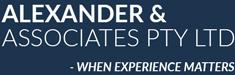 Alexander & Associates Pty Ltd Logo